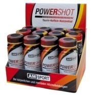 AMSPORT® PowerShot - 12 x 60ml (Tray)